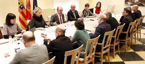 Foto del Gobierno de Aragón (Luis Correas)